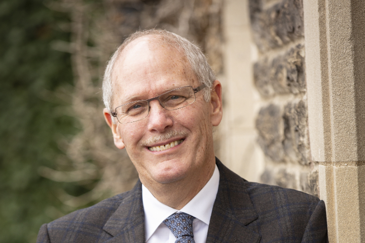 McMaster President, David Farrar